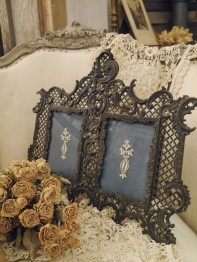 Double Photo Frame (F72-21)