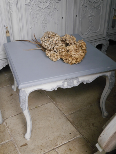 French Small Table (046-12) <ご売約済み>