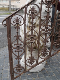 Antique Handrail (590-20)