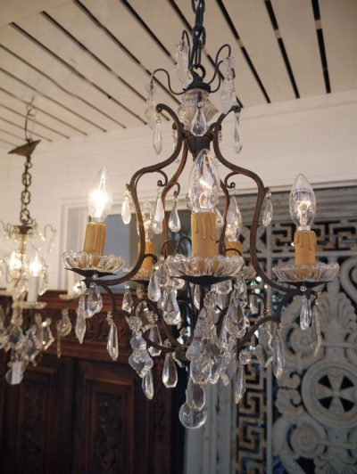 Crystal Chandelier (427-14)
