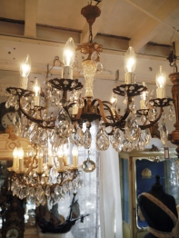 Crystal Chandelier (537-20)