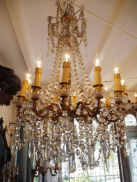Crystal Chandelier (H-1)