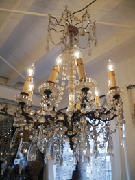 Crystal Chandelier (H-2)