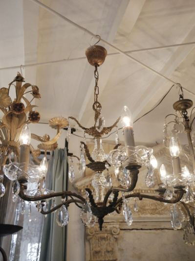 Crystal Chandelier (F-7)