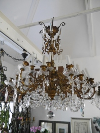 Crystal Chandelier (H-4)