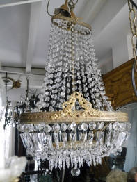 Crystal Chandelier (H-5)