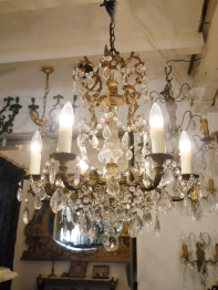 Crystal Chandelier (364-14)