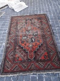 Antique Rug (661-15)