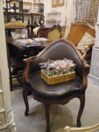 French Arm Chair (712-15)