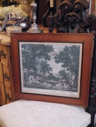 Antique Picture (M52-12)