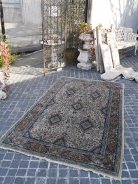 Antique Rug (652-15)