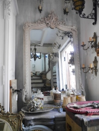 French Mirror (674-15)