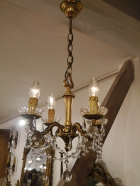 Crystal Chandelier (J55-13)