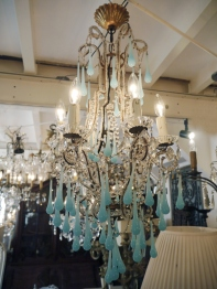 Crystal Chandelier (745-20)