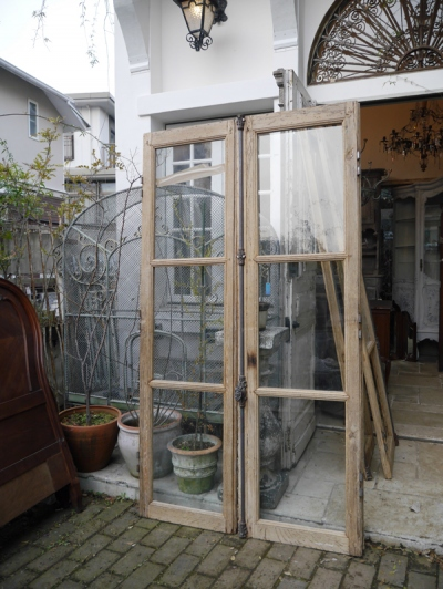 Pair of French Window (12201-17)