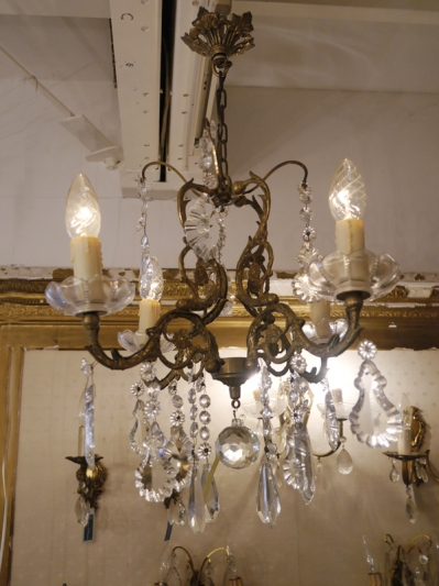 Crystal Chandelier (497-14)