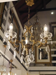 Crystal Chandelier (EBF157)