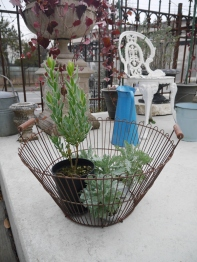 Metal Basket (63402-15)