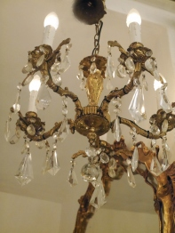 Crystal Chandelier (TA302)