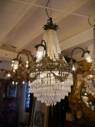 Crystal Chandelier (468-14)