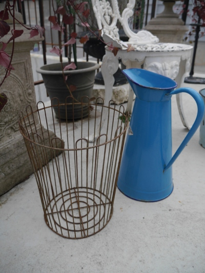 Metal Basket (635-15)