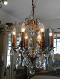 Crystal Chandelier (F087)