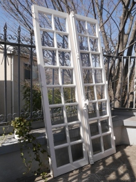 Pair of French Window (SK1011)