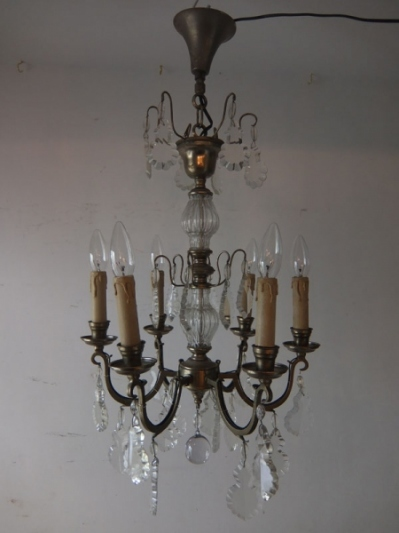 Crystal Chandelier (H)