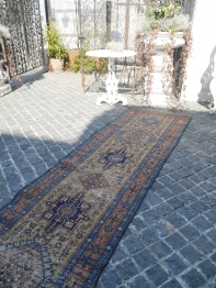 Antique Rug (656-15)