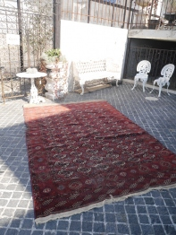 Antique Rug (663-15)