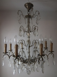 Crystal Chandelier (G)
