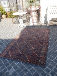 Antique Rug (664-15)