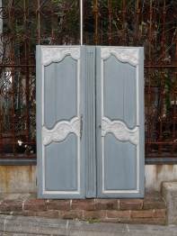 Pair of French Door (H-2)