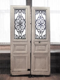 Pair of French Doors (H-3)