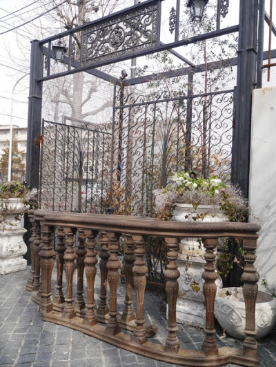 Antique Handrail (270-18)