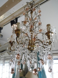 Crystal Chandelier (167-17)