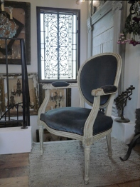 French Arm Chair (K-046)