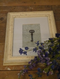 Antique Display <Letter&Key> (M-3)