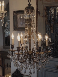 Crystal Chandelier (692-20)