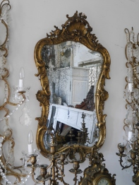 French Mirror (295-13)