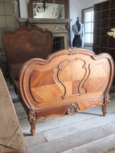 Pair of Armoire Bed <Single> (A-1)
