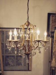 Crystal Chandelier (TA151)