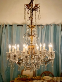 Crystal Chandelier (090-22)