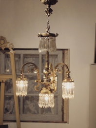 Crystal Chandelier (589-20)