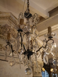 Crystal Chandelier (F089)