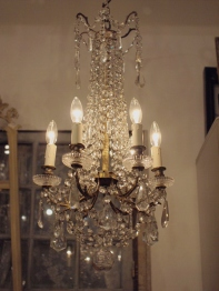 Crystal Chandelier (672-20)