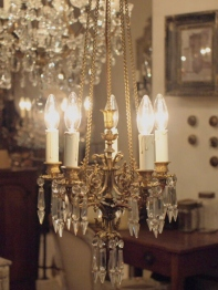 Crystal Chandelier (063-21)