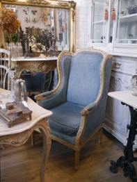 French Arm Chair (613-15)