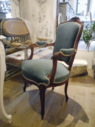 French Arm Chair (48001-14)