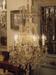 Crystal Chandelier (620-20)